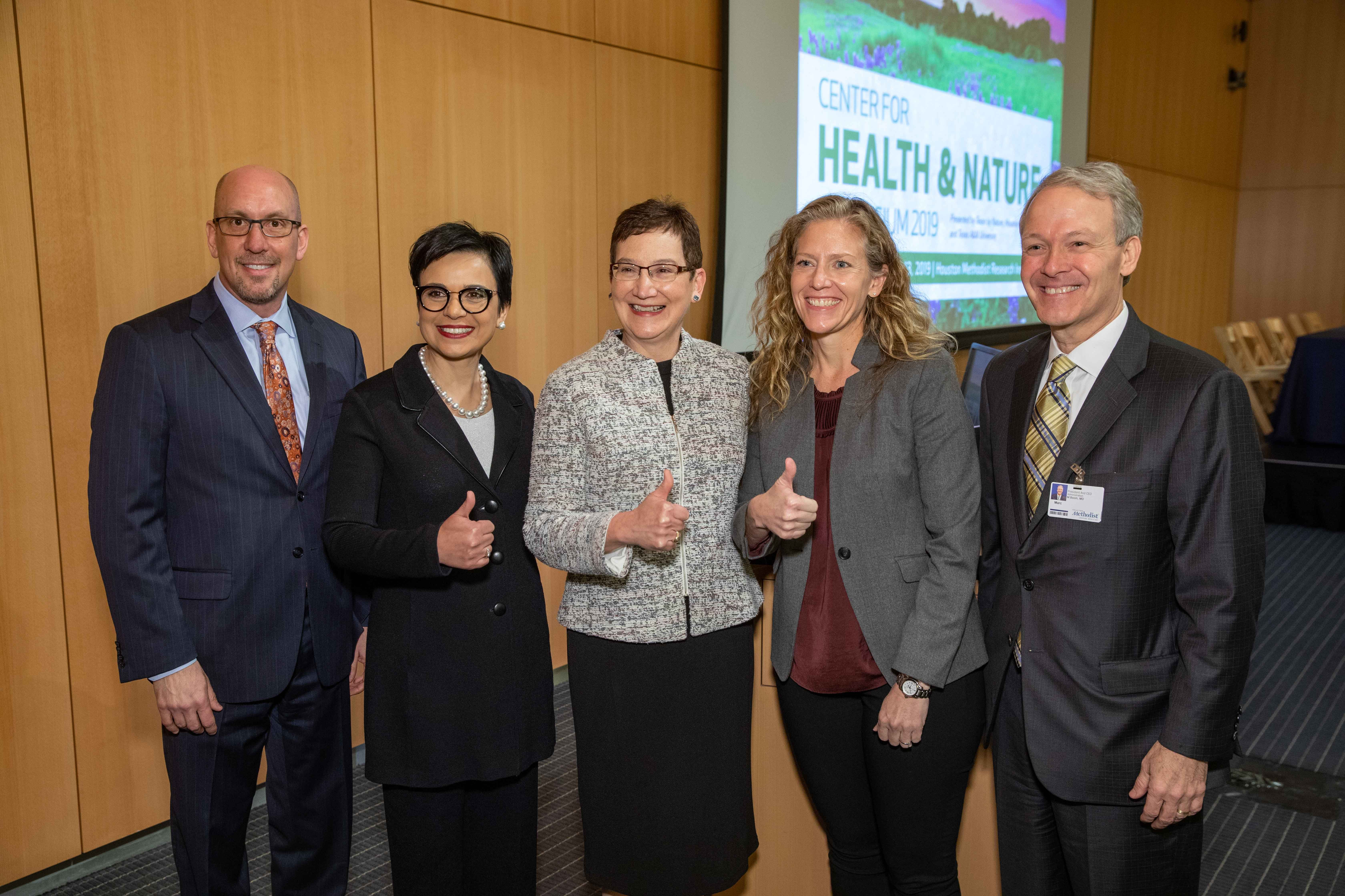 Leadership Team – Center for Health & Nature